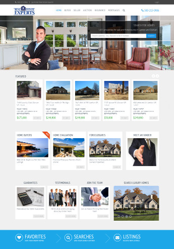 Lawton Oklahoma Property Real Estate Website