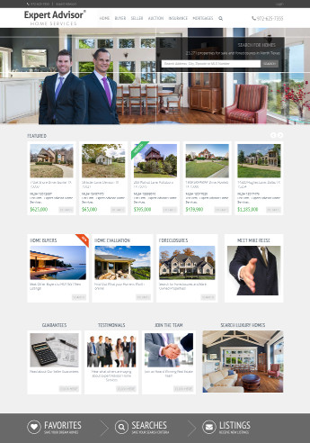 Search North Texas MLS Real Estate Website